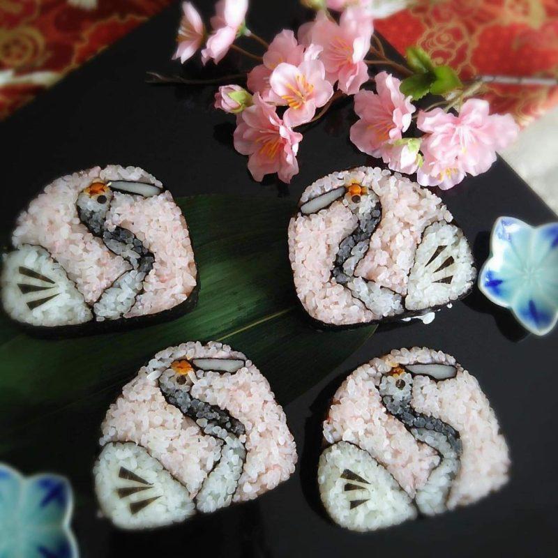4/27土曜日 飾り巻き寿司ワークショップ開催です!